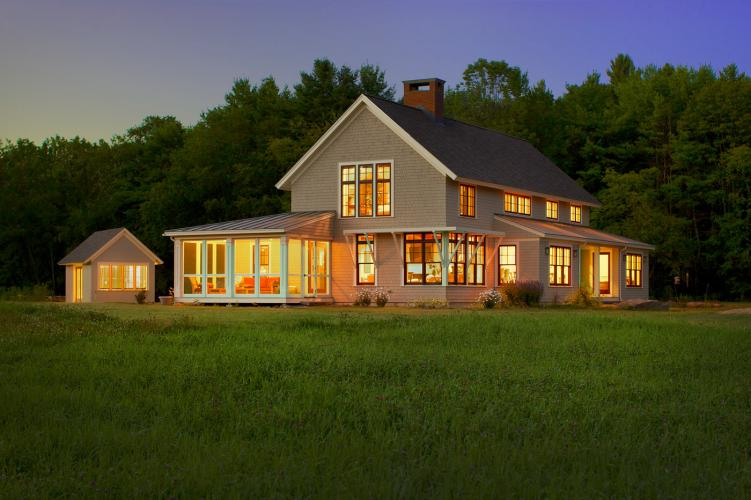New Farmhouse, Marlborough, NH