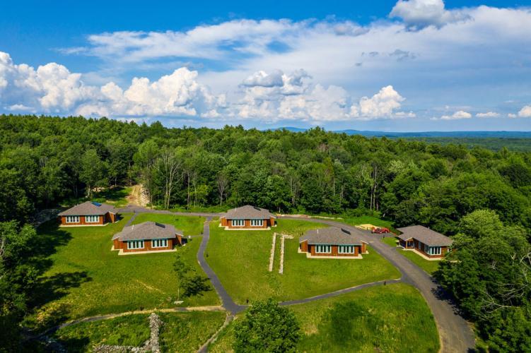 Teacher Housing, Insight Meditation Society, Barre, MA