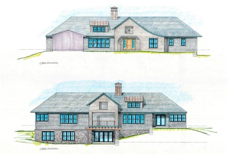 Lake Winnipesaukee House, Alton Bay, NH