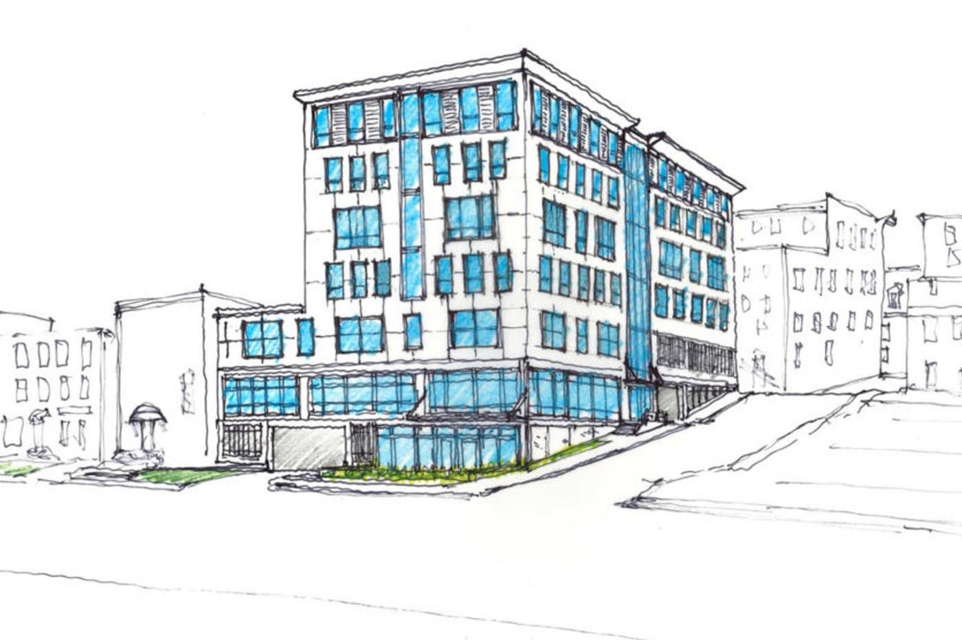 Sheldon Pennoyer Architects Essex County Co Operative