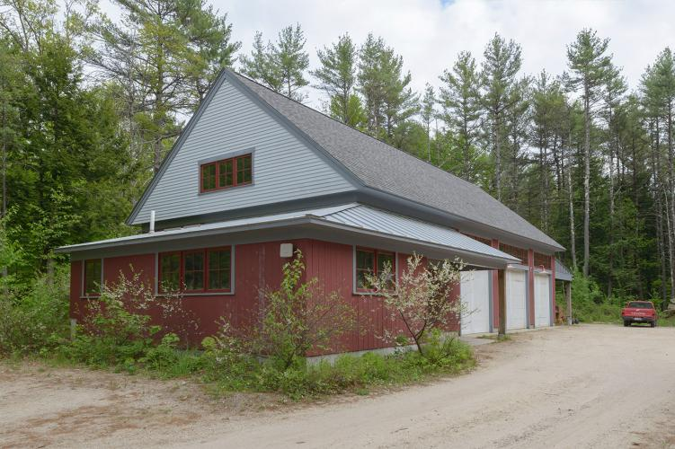 MacDowell Colony/Maintenance/Utility Building