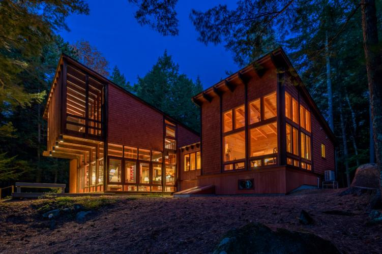 Squam Lake Renovation/Addition, Center Harbor, NH