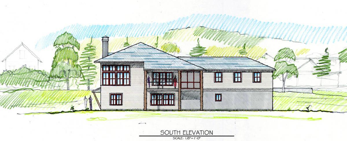 New House, Hopkinton, NH