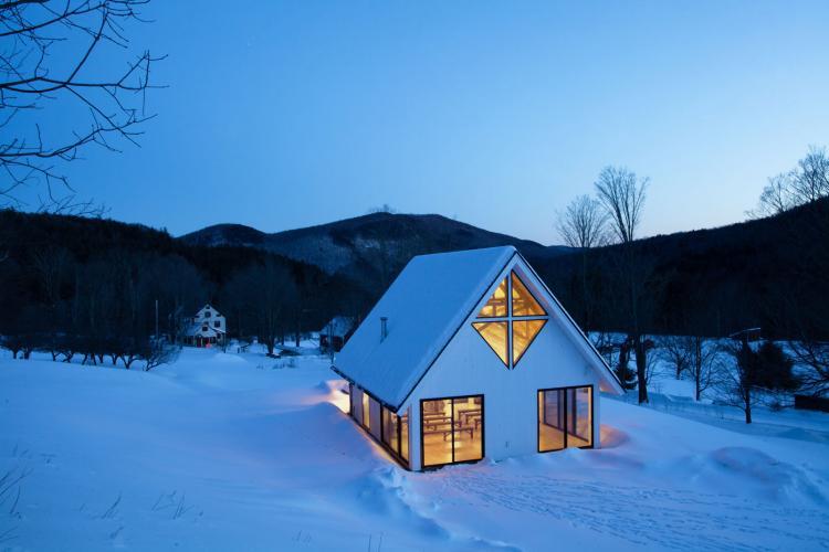 Sacred Space, Bridgewater, Vermont