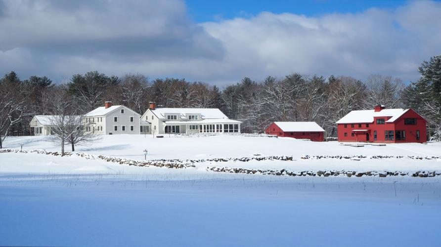 Tahilla Farm, Peterborough, New Hampshire